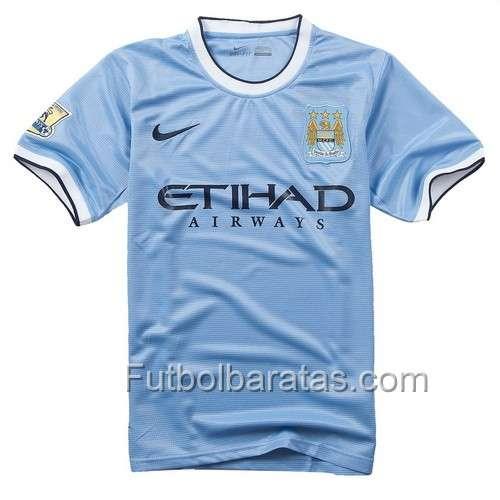 Camiseta del manchester city 2013/2014