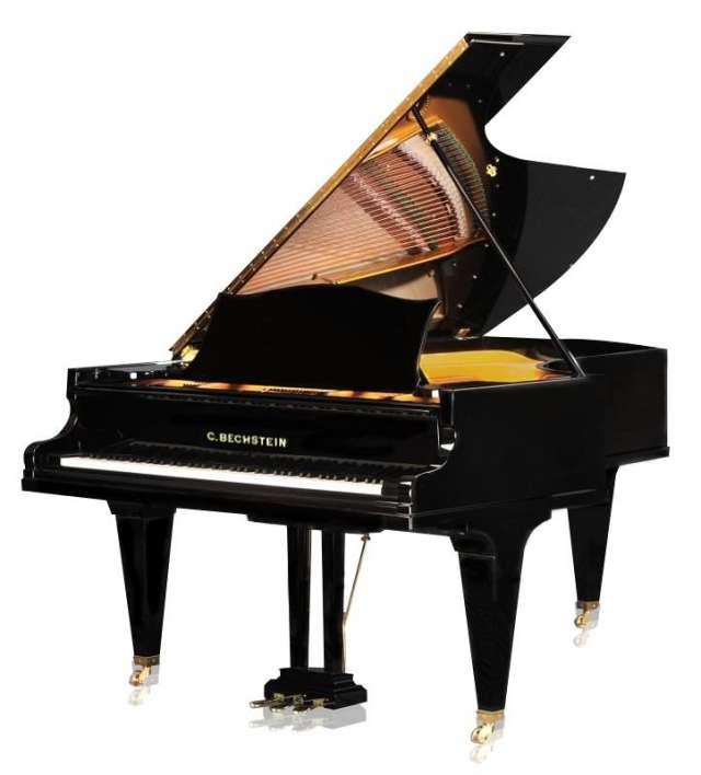 Piano de cola c.bechstein