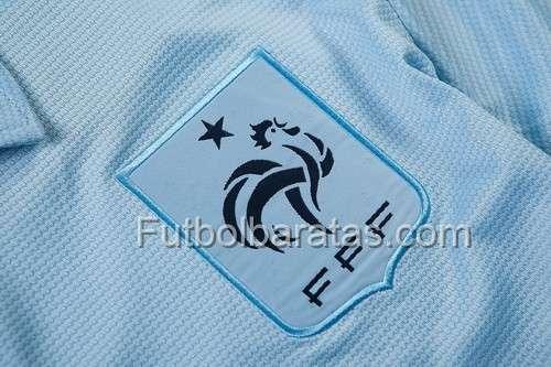 Fotos de Camiseta de la selección de francia 2013/2014 segunda equipación 5