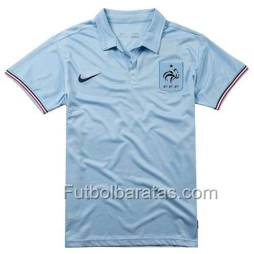 Fotos de Camiseta de la selección de francia 2013/2014 segunda equipación 1