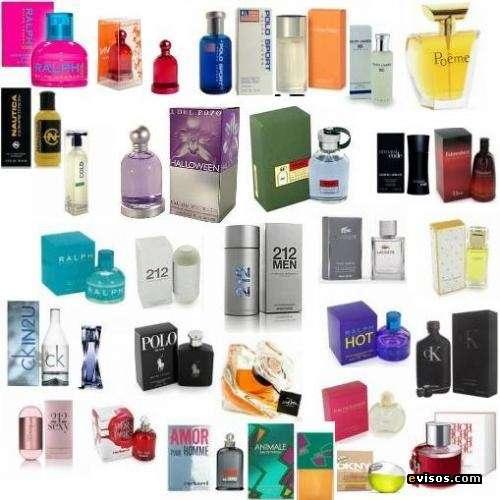 Vendo perfumes originales