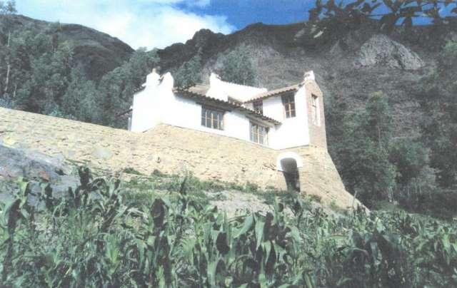 Vendo terreno 2,800 m2 camino a machu picchu en el corazón del valle sagrado de los incas cuzco