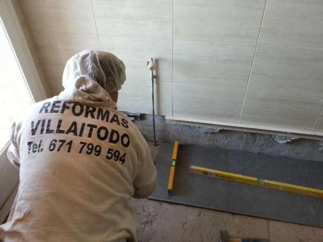 Fotos de Reformas...cambio de bañera por plato de ducha y mucho mas... 3