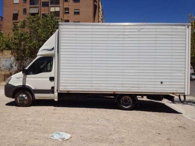 Fotos de Camión iveco 35c180 perfecto estado 3