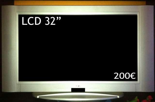 """Televisor basic line lcd 32"""""""