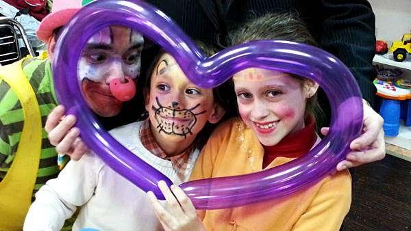 Animadores infantiles para halloween valencia