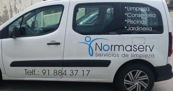 Normaserv, limpieza y mantenimiento de empresas y comunidades