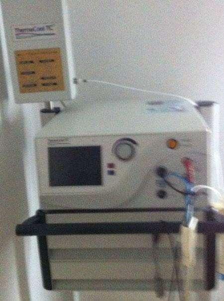 Maquinaria medicina estetica
