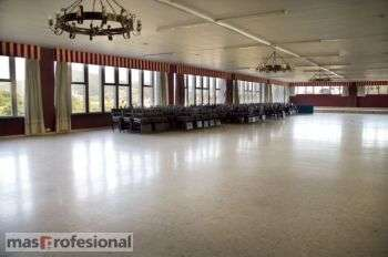 Alquiler salón de bodas en tui