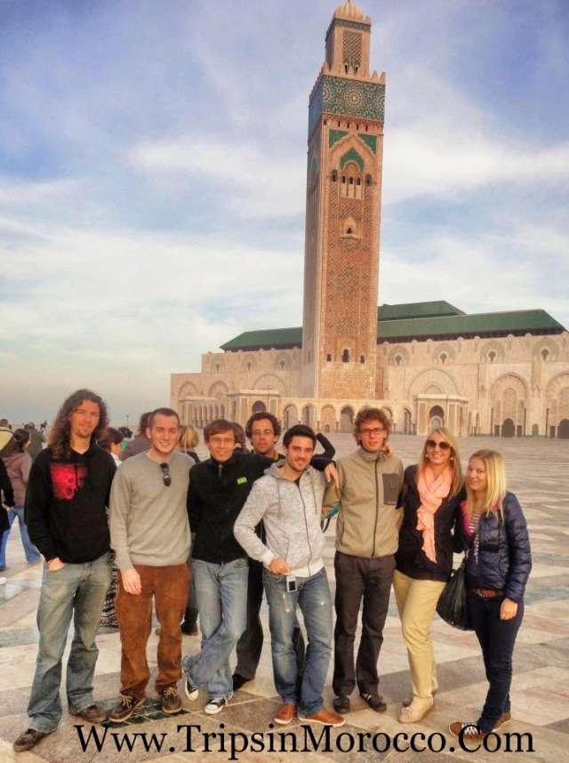 Excursion desde marrakech 3 dias