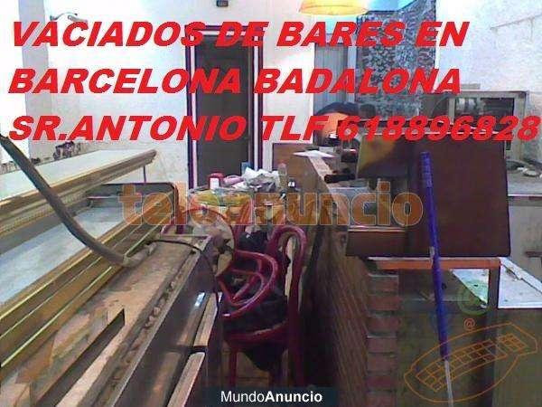 Fotos de Chatarrero antonio bcn tlf 618896828 1