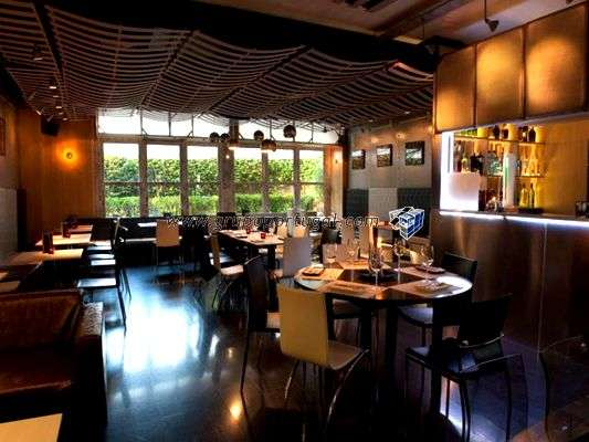 Traspaso precioso restaurante 300m² en zona castellana