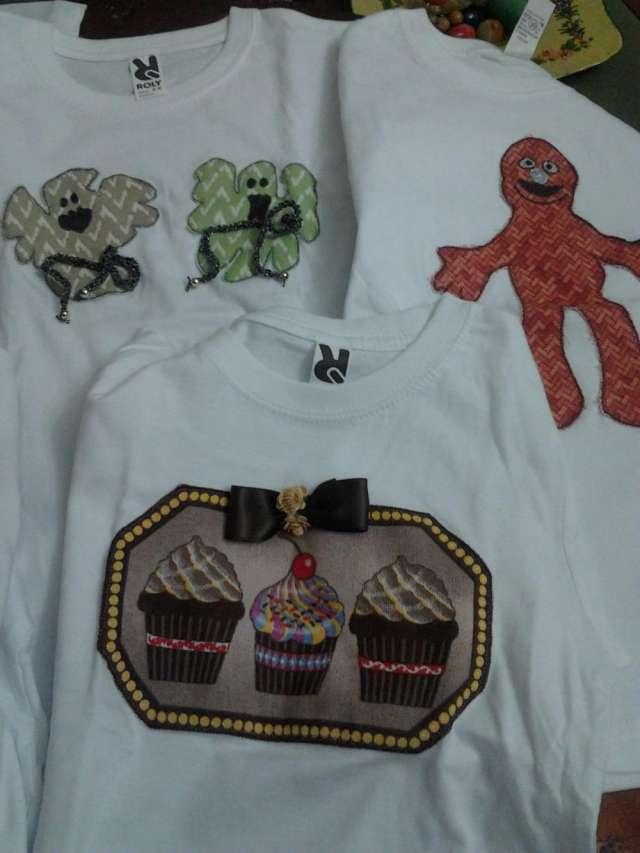 Camisetas infantiles personalizadas
