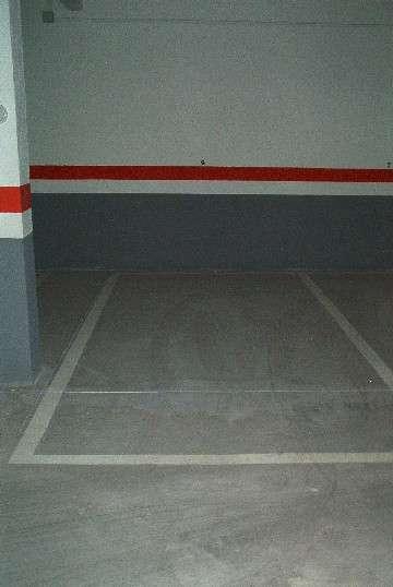 Alquilo plaza de parking para moto en barcelona (paseo maragall, 294)