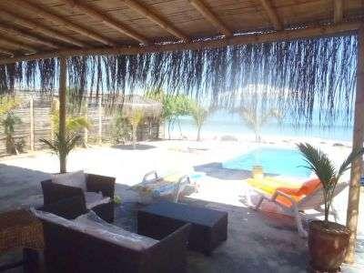 Bella casa a 10 min. de punta sal -alquilo casa de playa con piscina