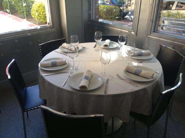 Traspaso restaurante 70m² con terraza en zona barajas