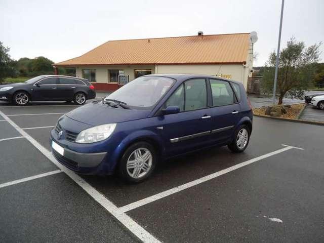 Renault scenic dci 220.500 kilometros