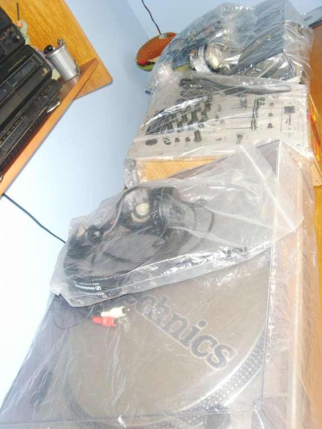 Vendo equipo dj technics