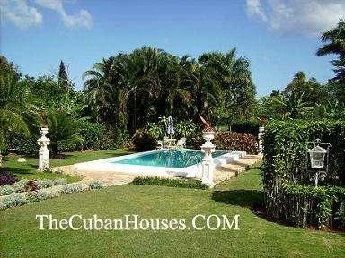 Casa con piscina en cuba la habana