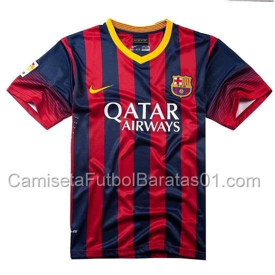 Camiseta del barcelona primera equipacion 2013-2014