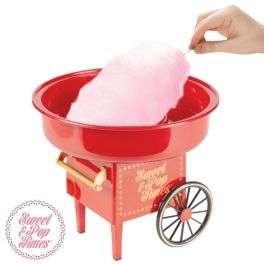 Máquina algodón azúcar sweet & pop