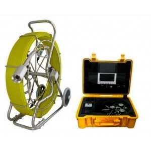 Camara de tuberias con grabadora tubicam