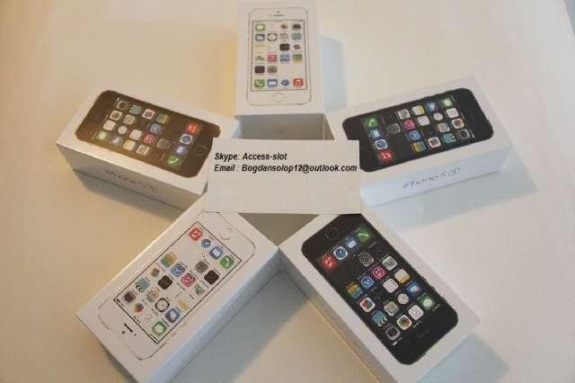 Apple iphone 5s 16gb & samsung galaxy s4