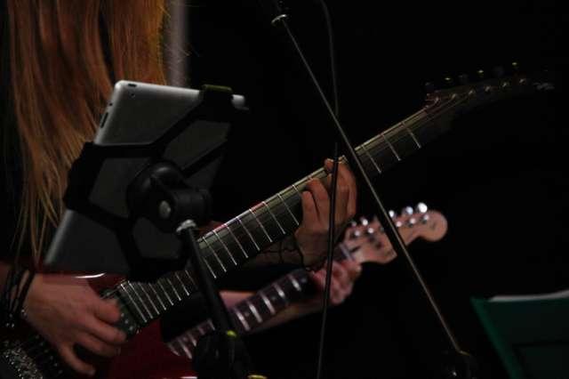 Clases de guitarra electrica en barcelona (gracia)