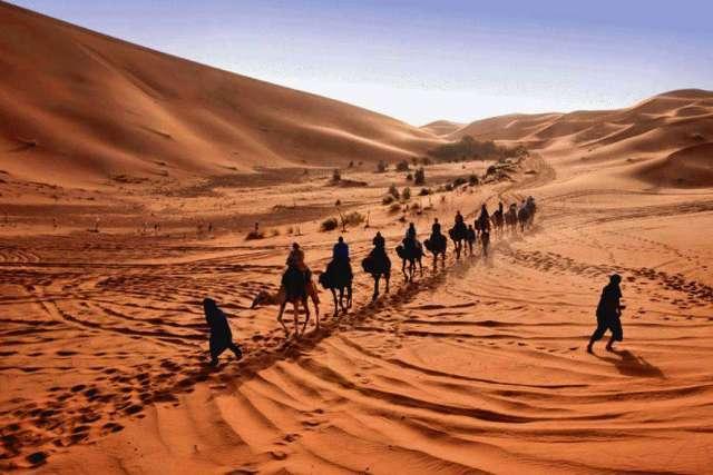 Ruta desde marrakech 6dias/5noches