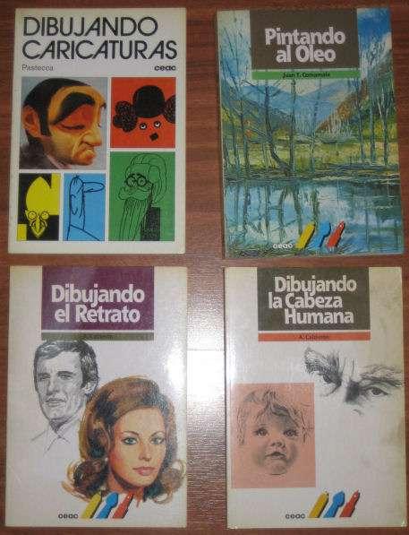 Libros de pintura editorial ceac
