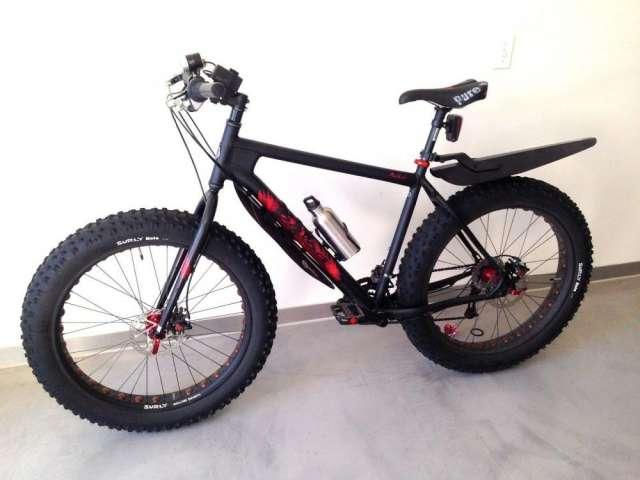 """Salsa mukluk 2 bicycle bike 21"""" xl"""