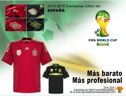 Camisetas de fútbol muchísima barata
