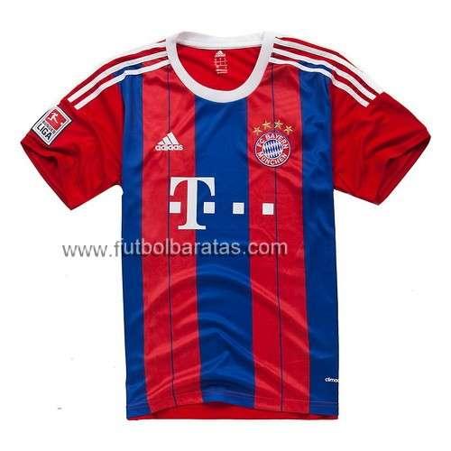 Camiseta del bayern munich 2014-2015 primera equipacion