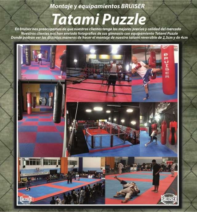 Tatami puzzle apartir de 15 euros