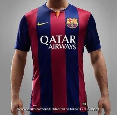 Venta camisetas de fútbol 2014-2015