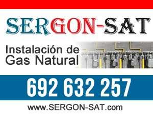 Reparación e instalación de gas natural en comunidades. instalador autorizado.