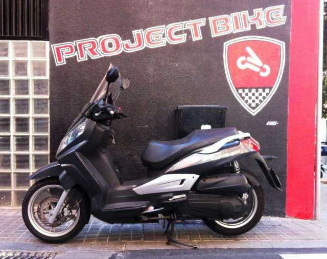 Moto citycom 300i en perfecto estado