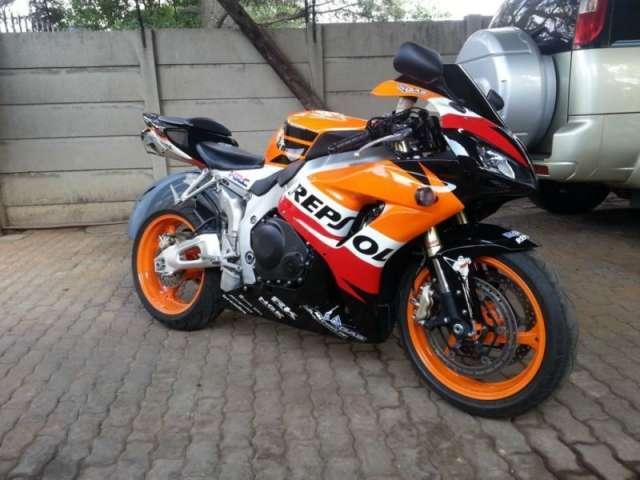 2012 honda cbr repsol 1000cc for sale