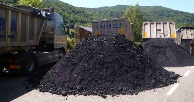 Carbon de piedra (antracita)