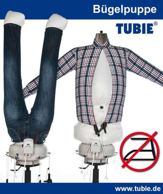 Máquina de planchado tubie