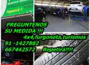 neumaticos usados renting 918921874 michelin dunlop pirelli