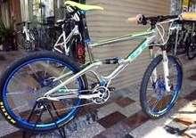 New gt zaskar team full carbon m size complete bike