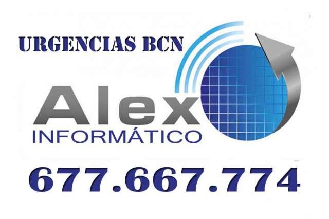 Informatico servicios a su domicilio zona collblanc 677.667.774