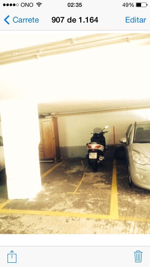 -se vende plaza de garaje!!