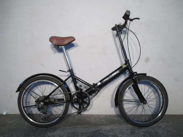 Bicicleta plegable #1178a