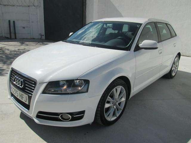 Audi a3 sportback 2.0 tdi ambiente s-tronic