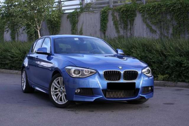 Bmw 1-serie 116i m-sport norsk xenon/dab/bsi++ 2013