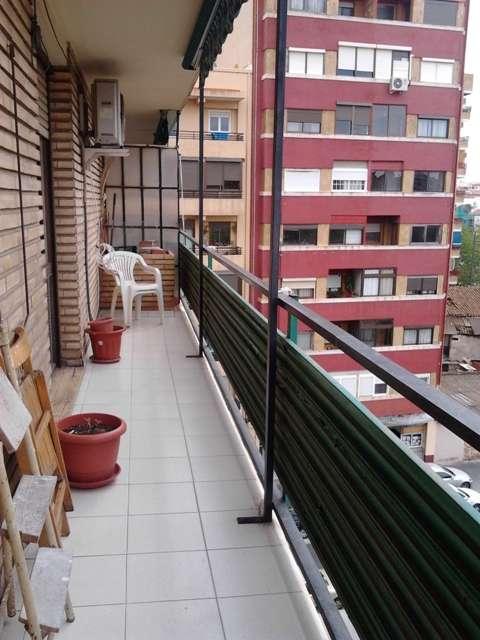 Alquilo piso amueblado 3 dormitorios z. alboraya viveros