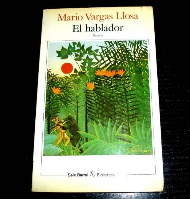 el hablador. mario vargas llosa (1ª edición en - Comprar
