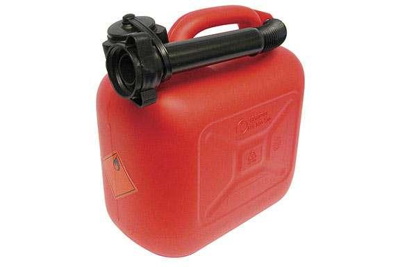 Bidón de gasolina 5l